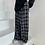 Thumbnail: Plaid Pants Casual Oversize Loose Trousers | Retro Teens