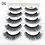 Thumbnail: 3D Faux  Hair Eyelashes