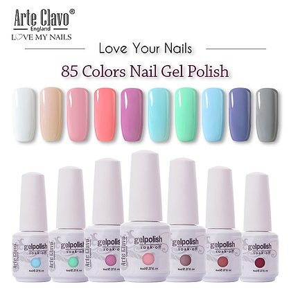 Gel Nail Polish LED UV for Nail