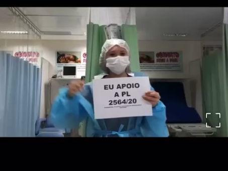 Enfermeiras (os), heróis sem capa!