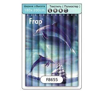 """FRAP"" F 8655 Штора для ванной комнаты"