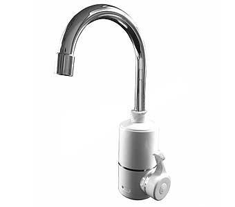 КА-008W (белый) Кран нагрева воды