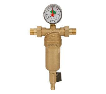 """""""GAPPO"""" G1411.04 Фильтр самопромывной для горячей воды"""