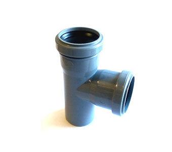 50 x 50 (90°) Тройник канализационный