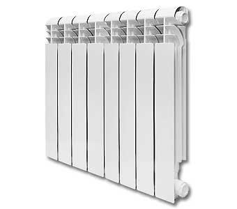 """""""STI"""" (8 секций) Радиатор отопления (биметалл)"""