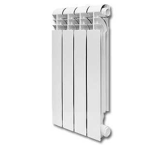 """""""STI"""" (4 секции) Радиатор отопления (биметалл)"""