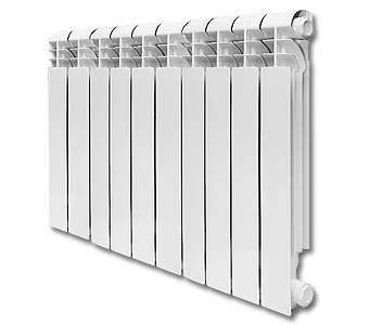 """""""STI"""" (10 секций) Радиатор отопления (биметалл)"""