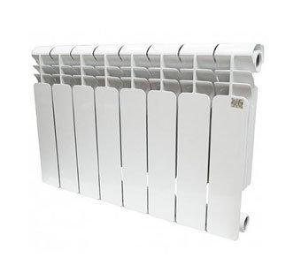 """STI"" (8 секций) 350мм Радиатор отопления (биметалл)"