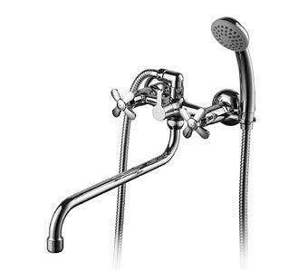 """""""LEMARK"""" LM 6541 C Смеситель для ванной"""
