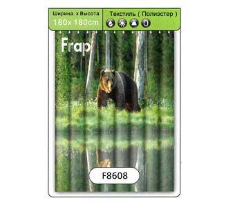 """FRAP"" F8608 Штора для ванной комнаты"