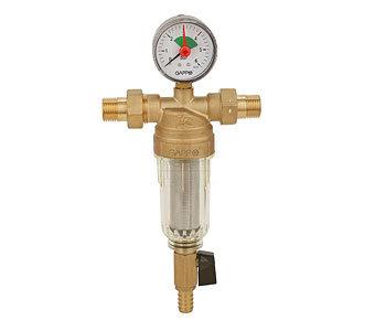 """""""GAPPO"""" G1410.04 Фильтр самопромывной для холодной воды"""