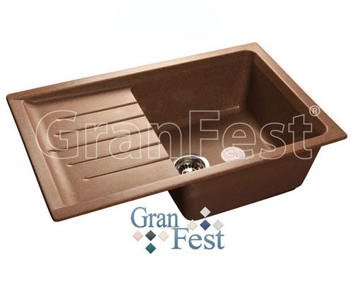 """GRANFEST"" PRACTIC GF P760L (терракот)"