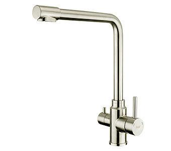 """""""FRAP"""" F43899-1 Смеситель для кухни с питьевым краном"""