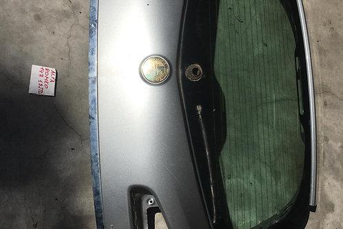 Baule posteriore grigio usato alfa romeo 147