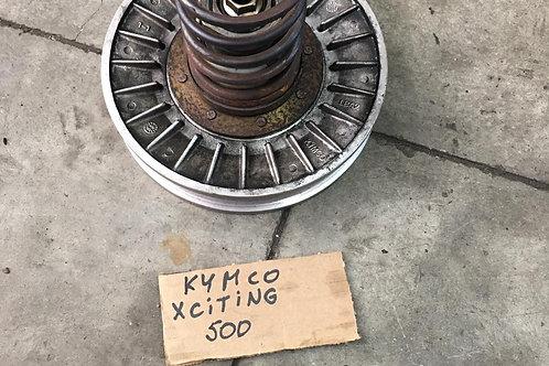 PULEGGE CORRETTORE DI COPPIA USATO KYMCO XCITING 500cc