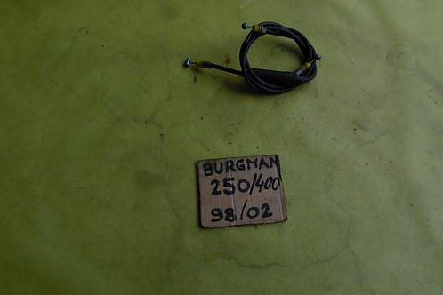 CAVO APERTURA SELLA | Suzuki Burgman 250-400 | 1998-2002