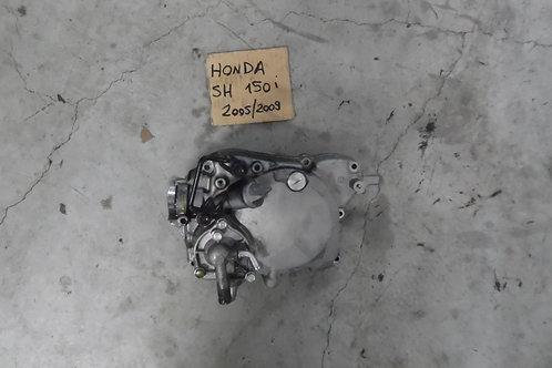 CARTER MOTORE CON POMPA ACQUA USATA HONDA SH 125 150 2005>