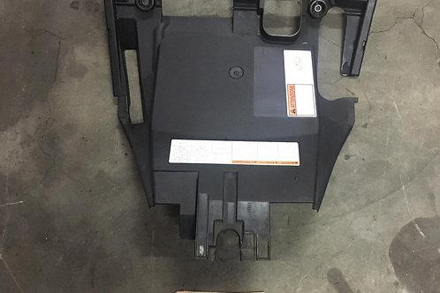 PLASTICA COPERCHIO ISPEZIONE MOTORE SUZUKI BURGMAN 250 400 03 06
