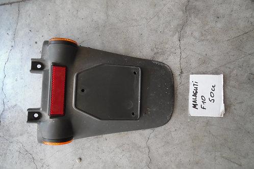 Parafango post porta targa malaguti f10 50