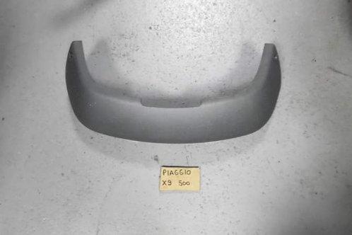 Plastica copertura post piaggio x9 125 180 200 250 500
