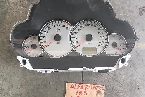 QUADRO STRUMENTI USATO ALFA ROMEO 166 2.5 V6
