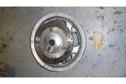 Cerchio posteriore usato yamaha majesty 250 2° ser
