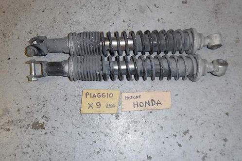 AMMORTIZZATORI POSTERIORI | Piaggio X9 250 motore HND