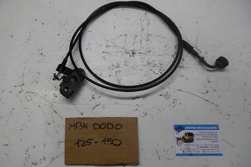CAVO APERTURA SELLA COMPLETO MBK DOODO 125 150