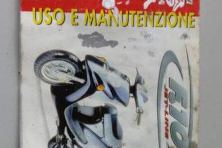 LIBRETTO USO | Malaguti F10 Jet Line
