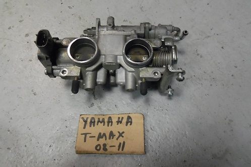 CORPO FARFALLATO USATO YAMAHA T MAX 500 08 - 11