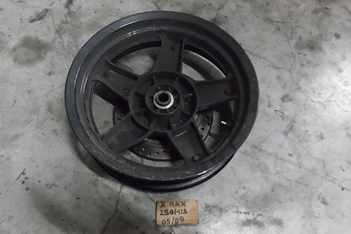 Cerchio posteriore yamaha x max 250 05 - 09