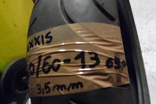 PNEUMATICO Maxxis 140-60-13 63P | usura 5mm