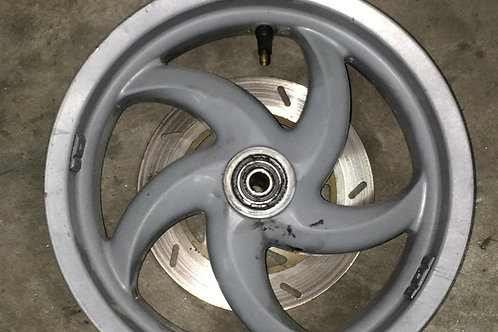 Cerchio anteriore usato gilera runner 125 180 2t