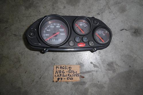 QUADRO STRUMENTI USATO PIAGGIO NRG 50 MC2 99 - 03
