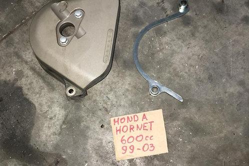 COPERCHIO PIGNONE USATO HONDA HORNET 600 99 05