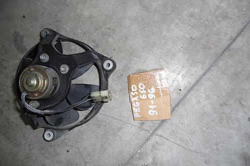 Ventola radiatore usata aprilia pegaso 650 91 96