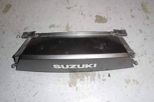 Carena posteriore centrale grigia suzuki burgman 250 400 2003
