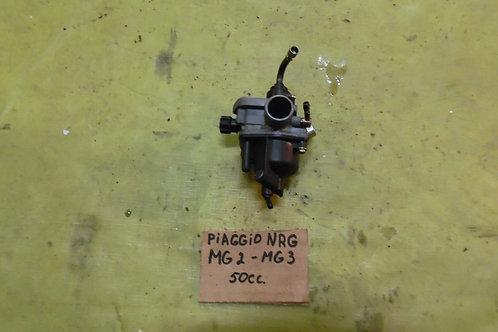 Carburatore originale completo usato piaggio nrg 50 mc2
