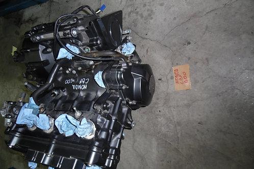 MOTORE USATO HONDA CBF 600 2004 SOLO 3500 KM