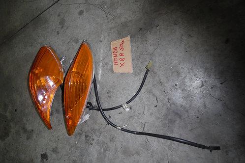 FRECCE ANTERIORI USATE HONDA X8R 50cc