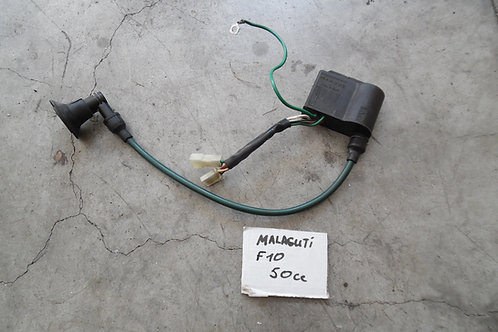 BOBINA ACCENSIONE USATA MALAGUTI F10 50cc