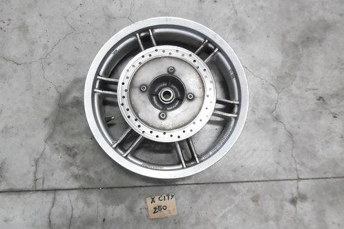Cerchio posteriore usato yamaha x city 250 tutti i modelli