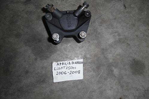 PINZA FRENO POSTERIORE USATA APRILIA SCARABEO LIGHT 250cc 06 08