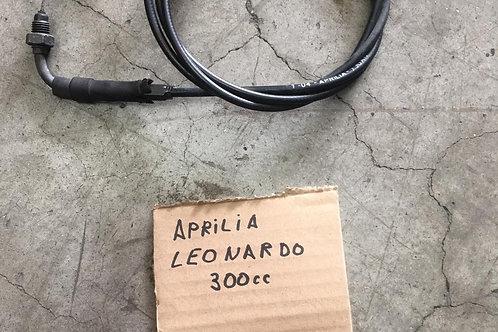 CAVO COMANDO ACCELERATORE USATO APRILIA LEONARDO 250 300