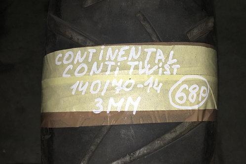 PNEUMATICO USATO CONTINENTAL CONTI TWIST 140 70 14 68P 3MM