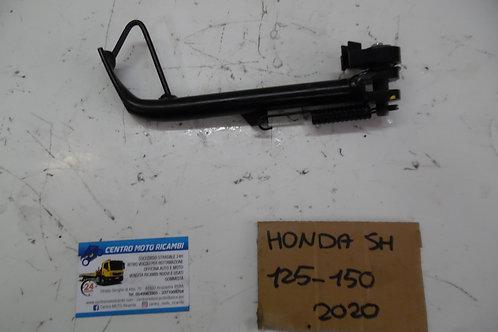 CAVALLETTO LATERALE USATO HONDA SH 125 150 I ABS 2020