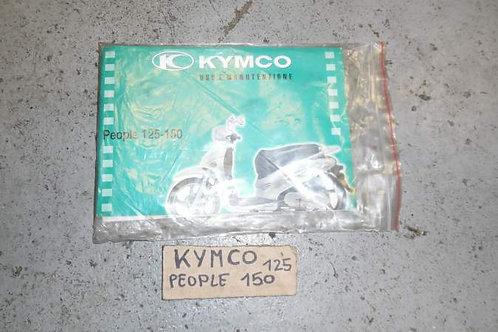 LIBRETTO USO   Kymco People 125-150