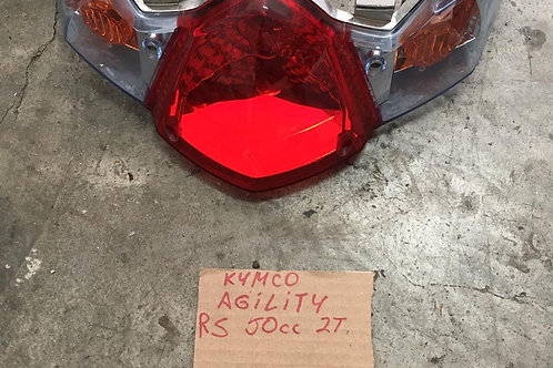 FANALE POSTERIORE USATO KYMCO AGILITY RS 50 2 TEMPI