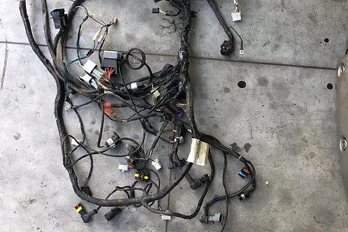 Impianto elettrico usato piaggio x9 500cc