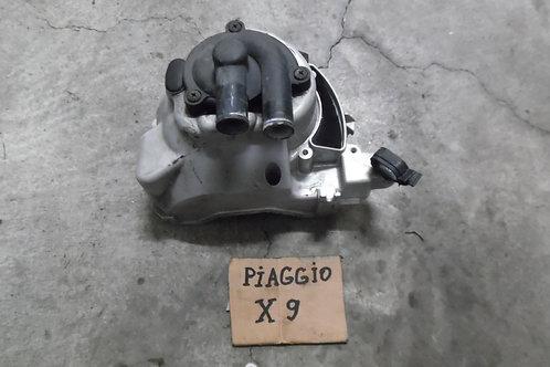 CARTER CON POMPA ACQUA USATA PIAGGIO X9 180 200 250